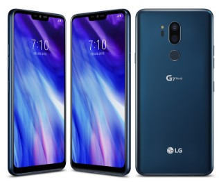 Android 9.0 Pie has begun beginning to the LG G7 One