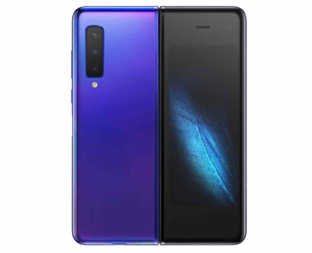 Samsung Galaxy Fold Camera