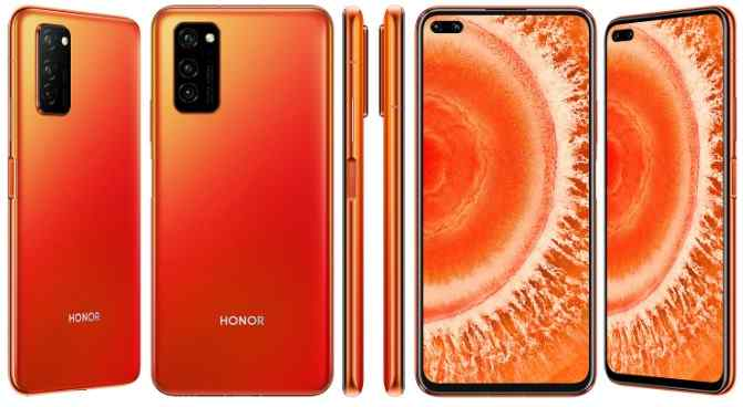 Honor V30/V30 Pro hands-on review